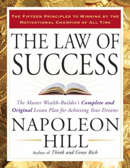 15 Laws of Success From Napoleon Hill - Simple Thing Called Life