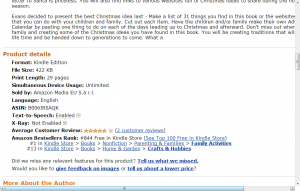 Wayne Evans is an amazon.bestseller